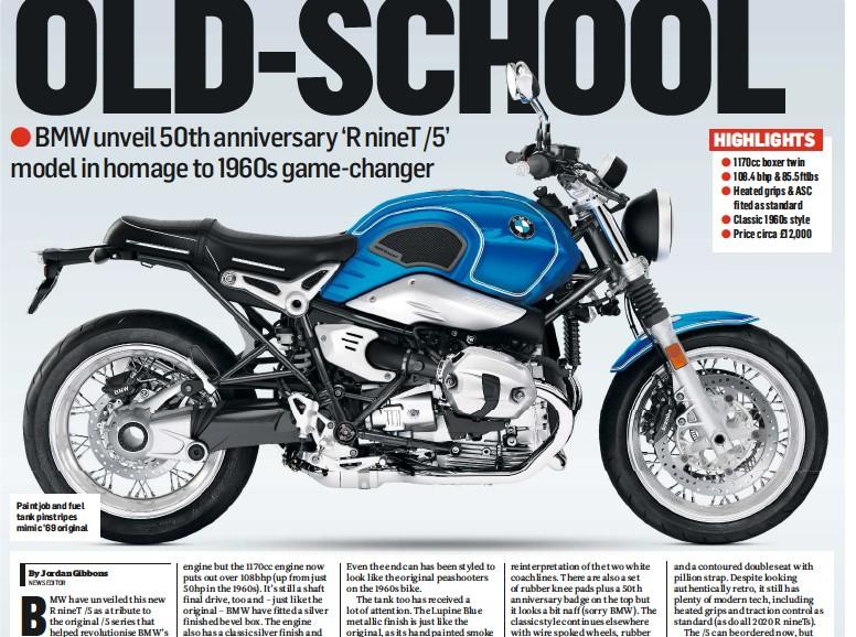 PressReader - Motorcycle News (UK): 2019-07-10 - Exclusive R