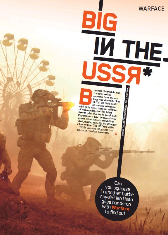 PressReader - PlayStation Official Magazine (UK): 2018-07-31