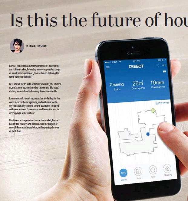 PressReader - Plug: 2018-06-04 - Is this the future of household chores?