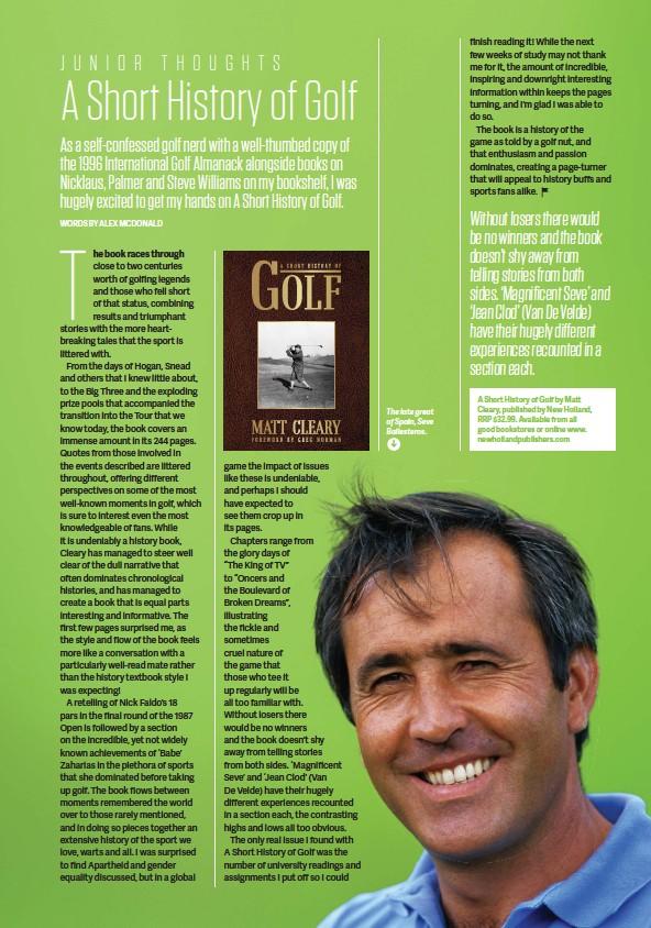 PressReader - New Zealand Golf Magazine: 2017-10-01 - A