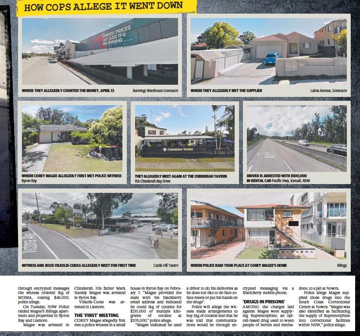 PressReader - The Gold Coast Bulletin: 2018-05-31 - Police: Tapes