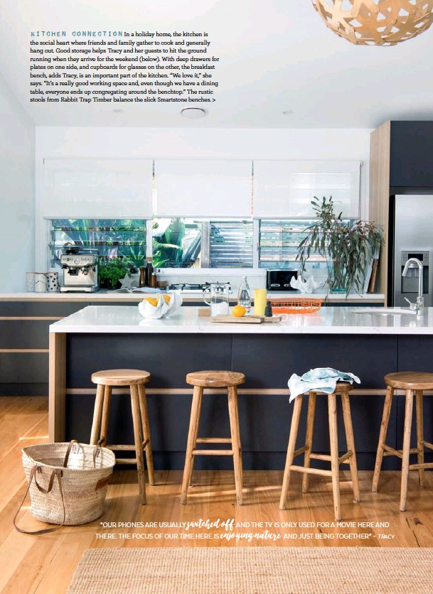 Pressreader Home Beautiful 2019 02 01 Kitchen Connection