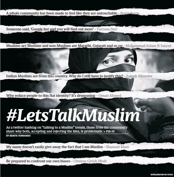 PressReader - Mid Day: 2018-07-22 - #LetsTalkMuslim