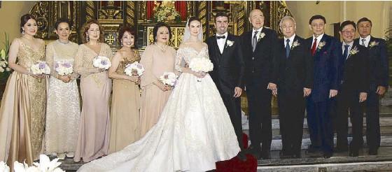 Principal Wedding Sponsor Gowns: The Philippine Star: 2016-06-12