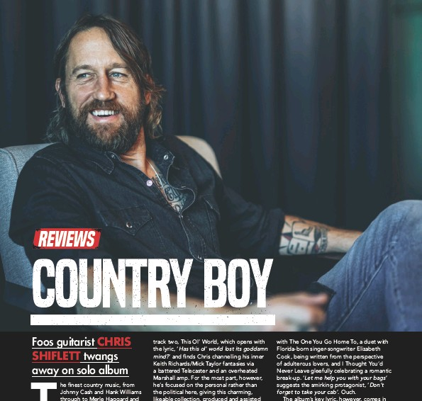 PressReader - Kerrang! (UK): 2019-06-26 - COUNTRY BOY