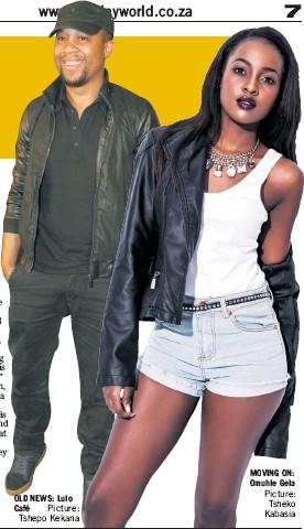 omuhle gela dating lulo cafe 2017-12-28 five female celebrities accused of cheating   omuhle gela omuhle gela and lulo cafe's relationship had  amanda manku clears the air on dating two.