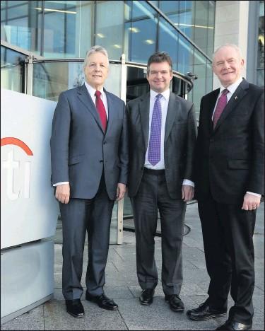 PressReader - Belfast Telegraph: 2014-11-21 - Banking giant