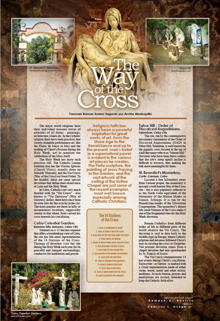 PressReader - The Freeman: 2015-04-02 - The Way of the Cross