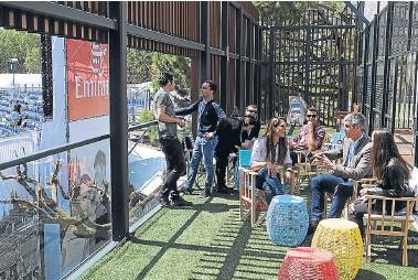 Pressreader La Vanguardia 2016 04 21 La Terraza By