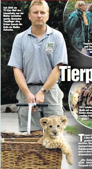 tierpfleger zoo leipzig gestorben