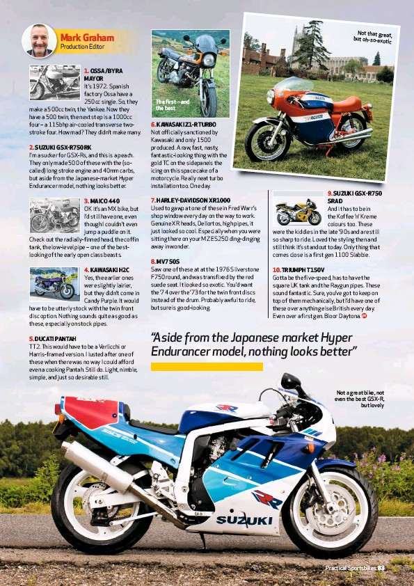 PressReader - Practical Sportsbikes (UK): 2019-02-01 - Mark