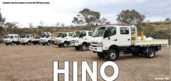 PressReader - The Australian Mining Review: 2018-01-01 - HINO
