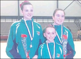PressReader - The Corkman: 2014-04-03 - Local gymnasts excel in Scotland