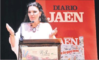 Pressreader Diario Jaen 2017 06 25 María José Cantudo Presume