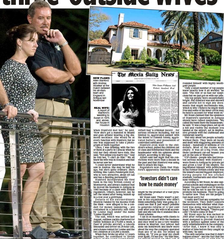 PressReader - The Mail on Sunday: 2009-03-01 - Secret of