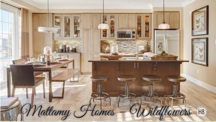 Mattamy Homes Design Center: Waterloo Region Record: 2015-12-19