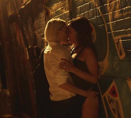 Monica Bellucci Hot Sex Scene