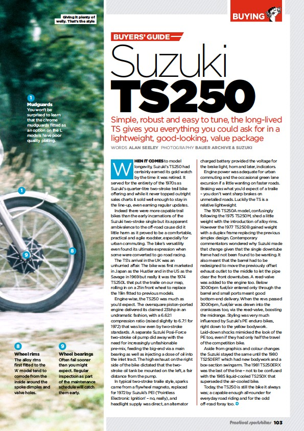 PressReader - Practical Sportsbikes (UK): 2017-02-15