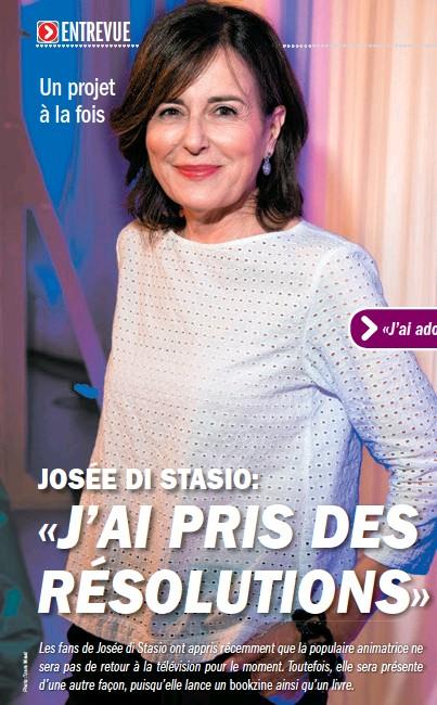 PressReader - Allô Vedettes: 2018-05-03 - Josée di Stasio
