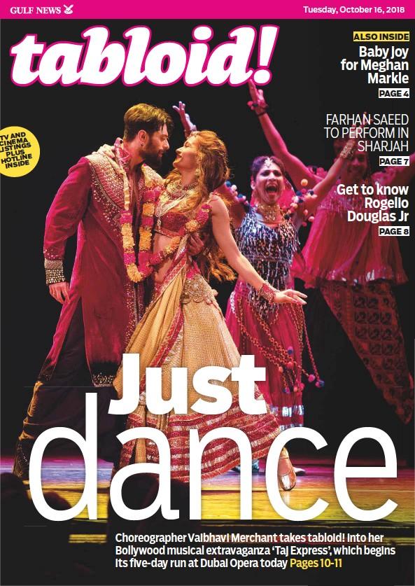 PressReader - Gulf News: 2018-10-16 - Just dance