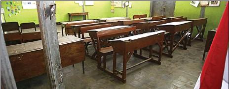 Image result for bangku sekolah miring jaman belanda