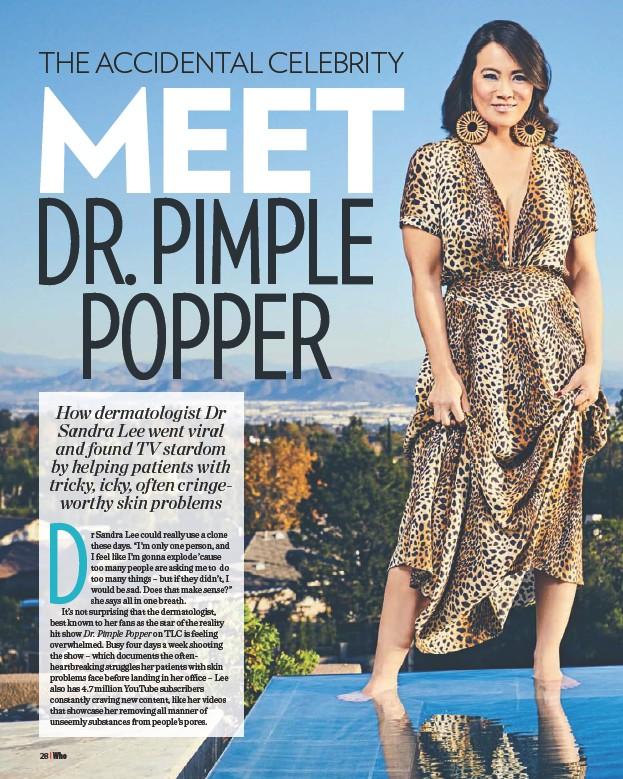 Pressreader Who 2019 02 11 Meet Dr Pimple Popper