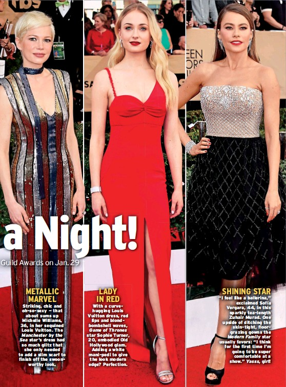PressReader - In Touch (USA): 2017-02-10 - Oh, What a Night!