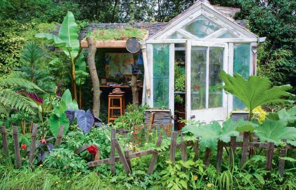 PressReader - NZ Gardener: 2017-06-01 - The great indoors