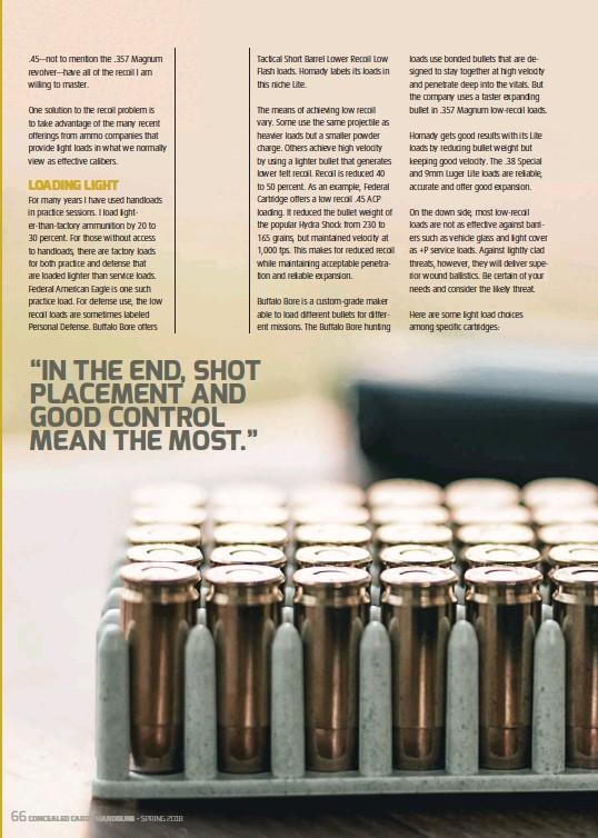 PressReader - Concealed Carry Hand Guns: 2018-01-01 - WHEN