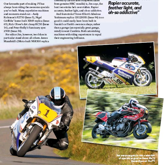 PressReader - Practical Sportsbikes (UK): 2019-02-01 - Feature Bikes