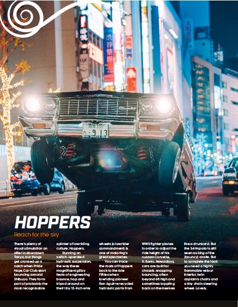 PressReader - Top Gear (UK): 2019-05-22 - HOPPERS