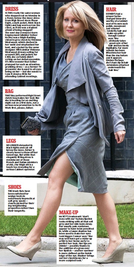 Pressreader - Daily Mail 2014-07-16 - Thigh-Flashing Esther And The Battle Of -9899
