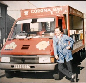 Image result for corona delivery lorry
