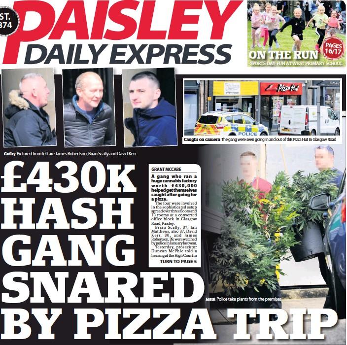 Pressreader Paisley Daily Express 2019 06 21 430k Hash