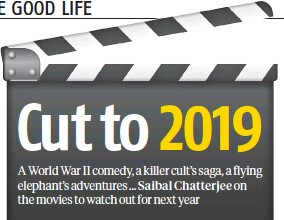 PressReader - Business Standard: 2018-12-29 - Cut to 2019