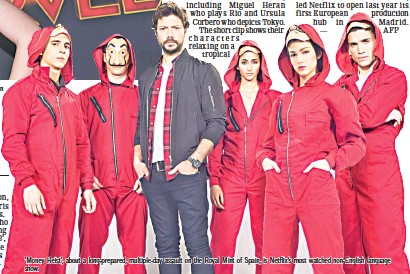 PressReader - The Borneo Post (Sabah): 2019-04-03 - Netflix