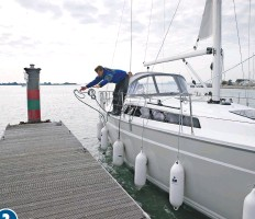 PressReader - Yachting Monthly: 2017-07-15 - Getting onto a