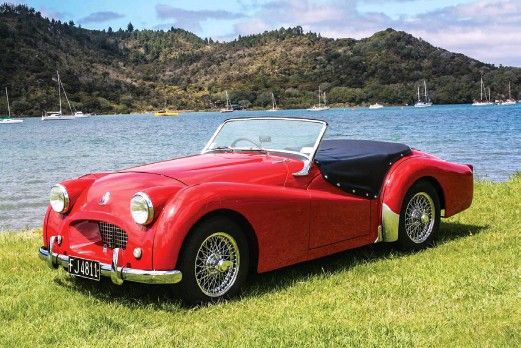 PressReader - New Zealand Classic Car: 2018-03-26 - The TRS that