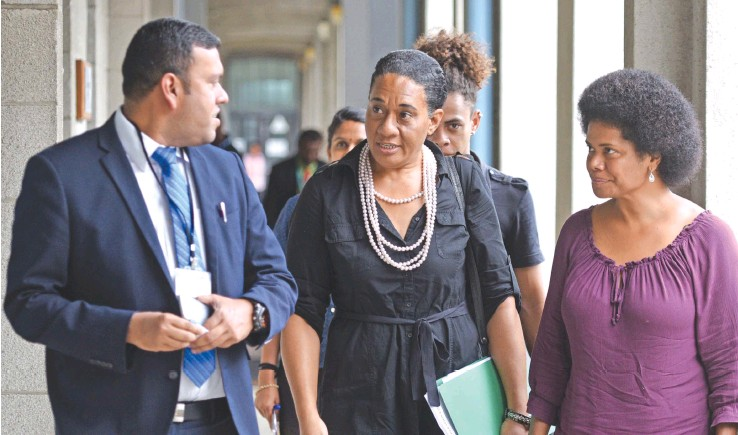 PressReader - Fiji Sun: 2018-03-28 - Parties Make