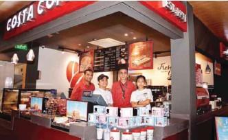 PressReader - Kuwait Times: 2018-04-29 - Costa Coffee