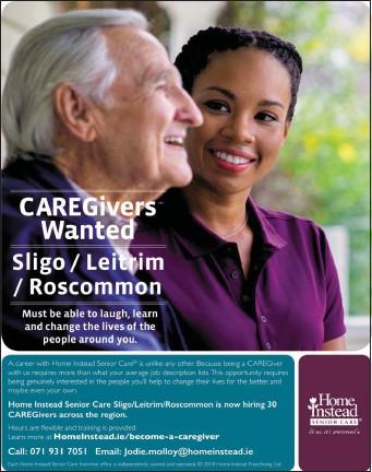 PressReader - The Sligo Champion: 2018-09-25 - Sonas Nursing