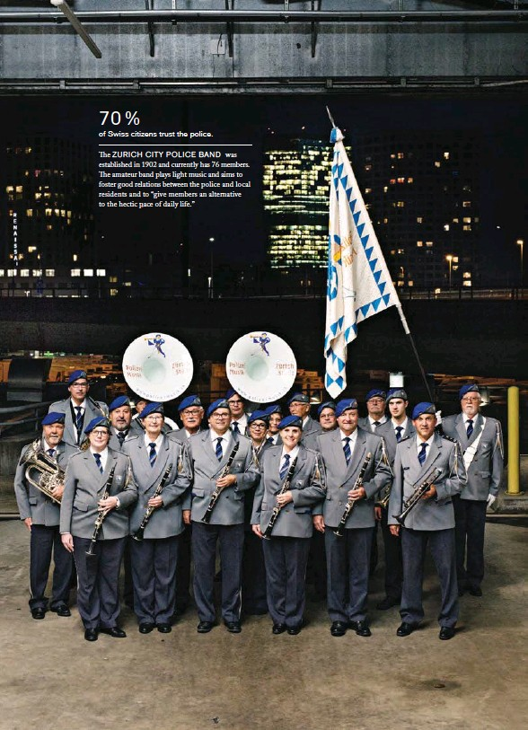 PressReader - Bulletin: 2018-12-06 - The ZURICH CITY POLICE BAND