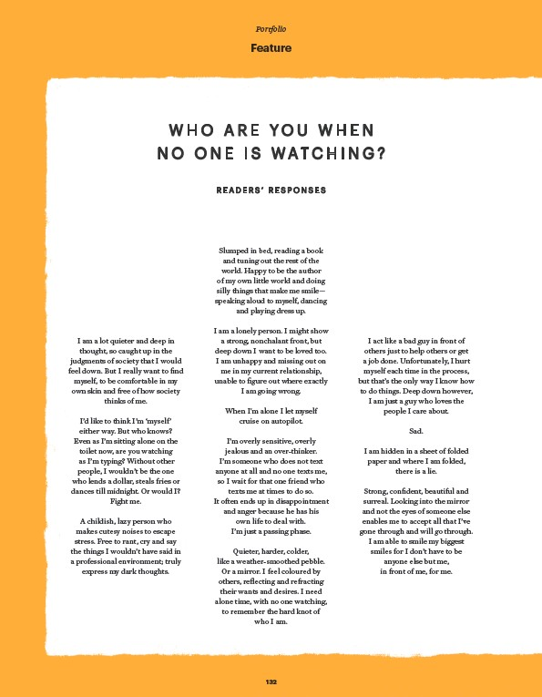 PressReader - Esquire (Singapore): 2019-08-01 - WHO ARE YOU