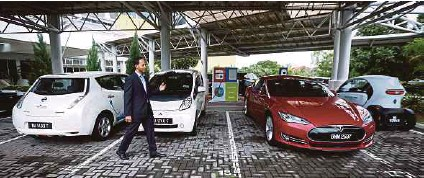 Pressreader New Straits Times Eevs In Malaysia A