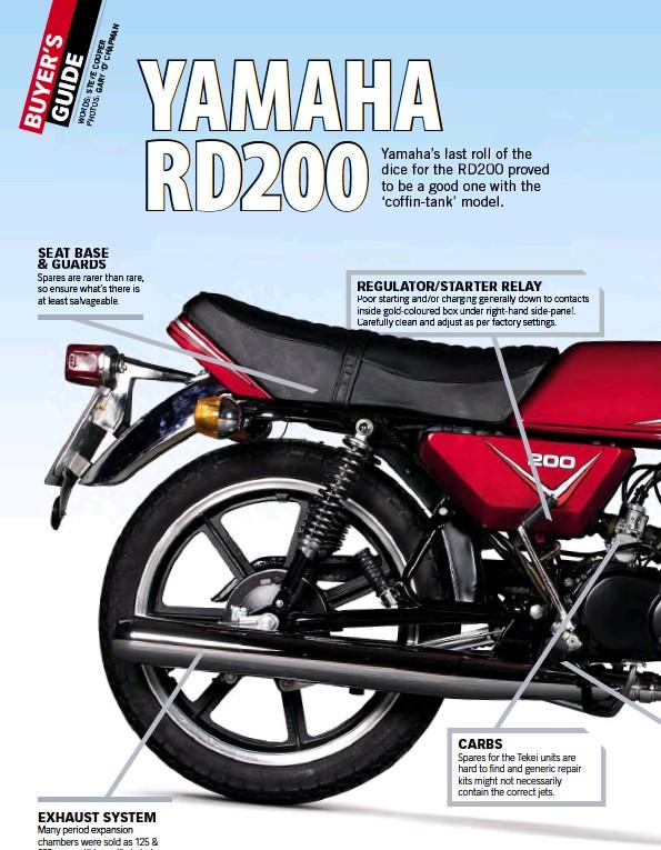 - Hi-Quality Clutch Cable Spoke Wheel 200 CC New Yamaha RD 200 DX 1976