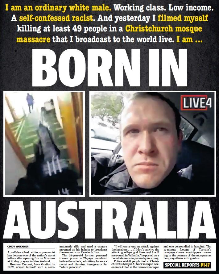 PressReader - The West Australian: 2019-03-16 - BORN IN AUSTRALIA