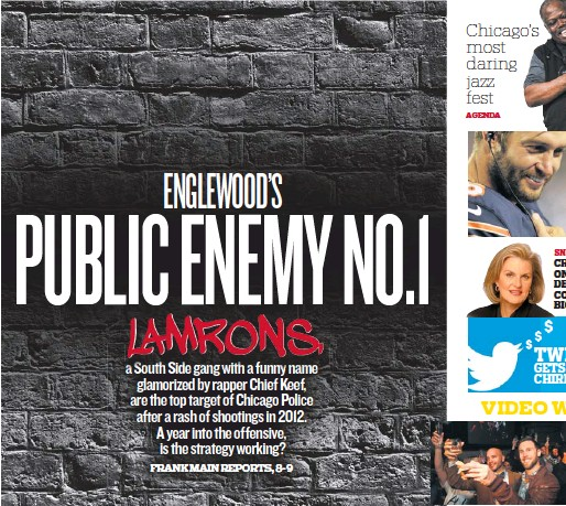 PressReader - Chicago Sun-Times: 2013-11-08 - ENGLEWOOD'S