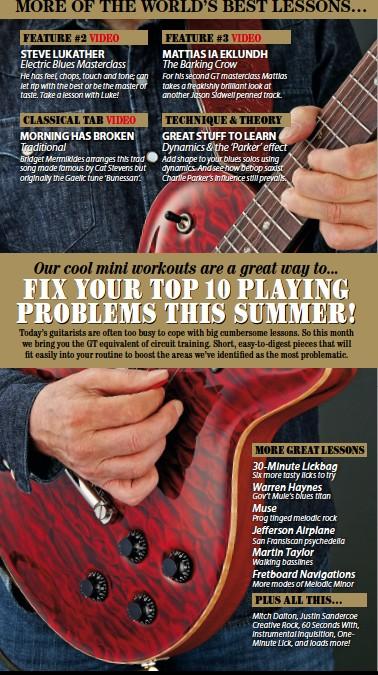 PressReader - Guitar Techniques: 2019-06-05 - fix your top