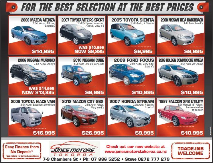 Pressreader South Waikato News 2017 02 08 How Do New Zealand Australia Car Valuation Auto Cars