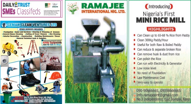 PressReader - Daily Trust: 2019-06-27 - How farmers can reap